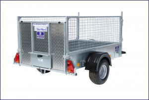 P6e Ifor Williams Small Unbraked, Westwood New Trailers, Ramp & Mesh