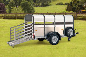 P8G Ifor Williams Livestock, Westwood New Trailers
