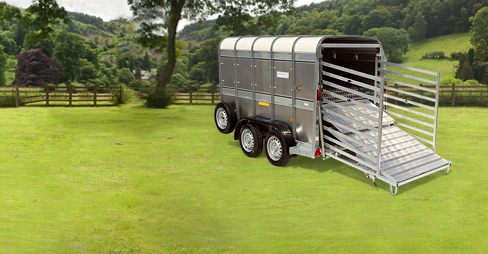 Westwood New Trailers, Livestock, Ifor Williams, TA5 10