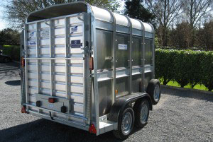 TA5 8 Ifor Williams Livestock, Westwood New Trailers