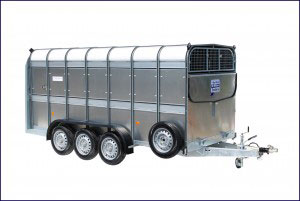 TA510G Ifor Williams Livestock, Westwood New Trailers,