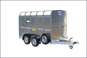 TA5 10 Ifor Williams Livestock, Westwood New Trailers