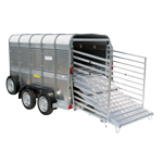 TA5 10' Ifor Williams Livestock Trailer