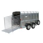 TA5 12 Ifor Williams Livestock Trailer
