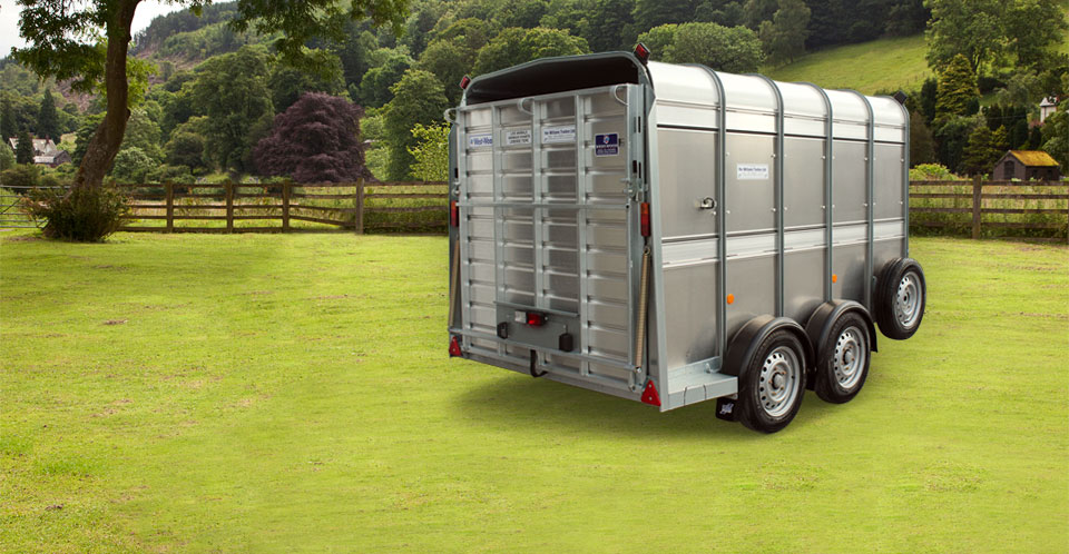 TA510 Ifor Williams Livestock, Westwood New trailers