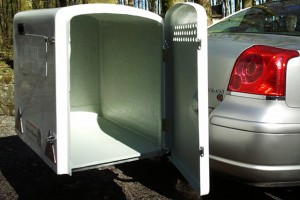 Dog Carrier, Westwood New Trailers,