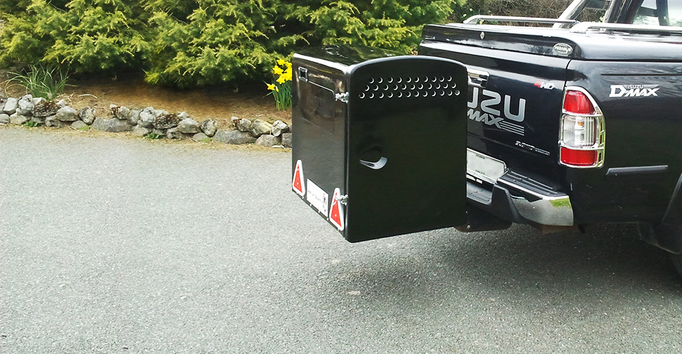 Dog Carrier, Westwood New trailers