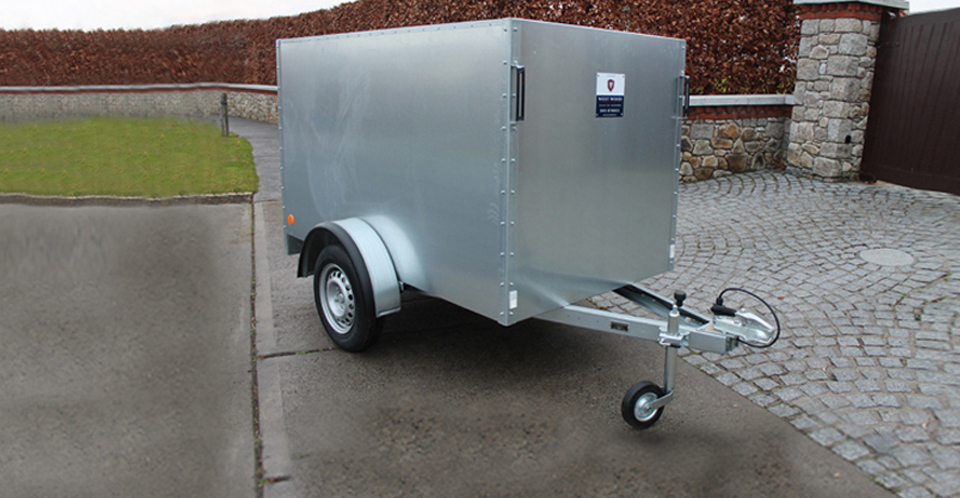 Box Trailer, Westwood New Trailers