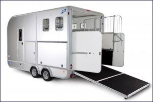Eventa Ifor Williams Horsebox, Westwood New Trailers, Ramp,