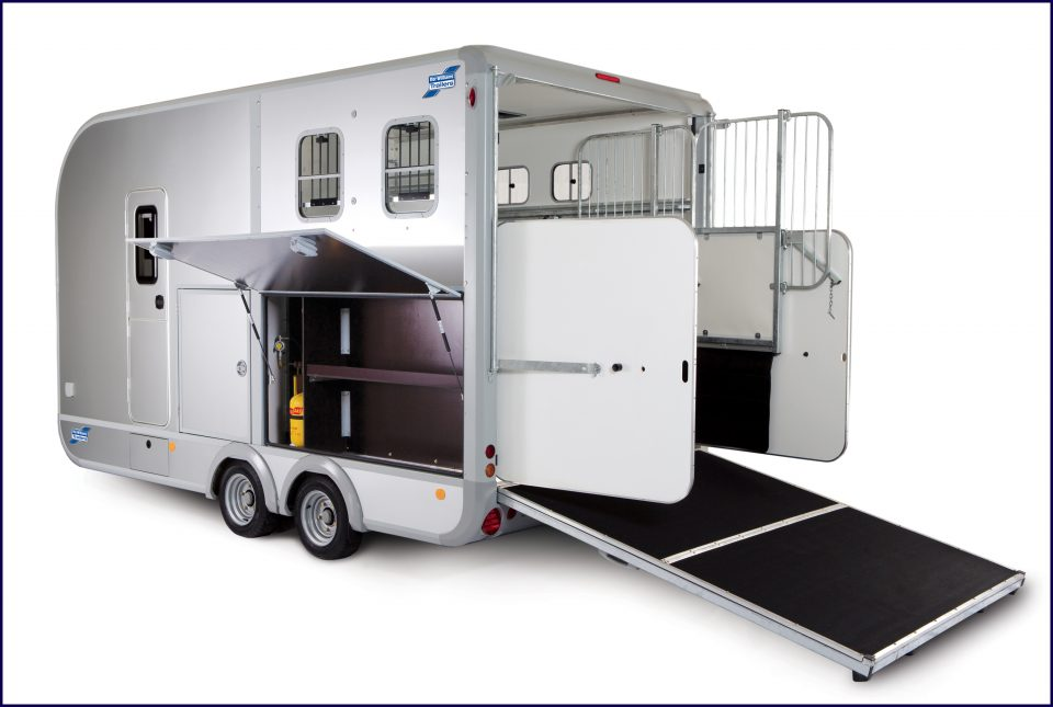 Eventa Ifor Williams Horsebox, Westwood New Trailers, Doors, Ramp,
