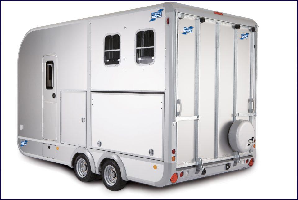 Eventa Ifor Williams Horsebox, Westwood New Trailers,