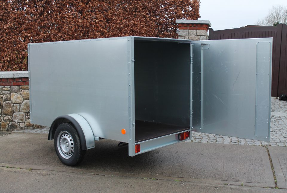 Car Box Trailer, Westwood New Trailers