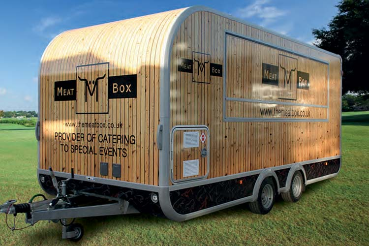 Catering - West Wood Ifor Williams Trailers
