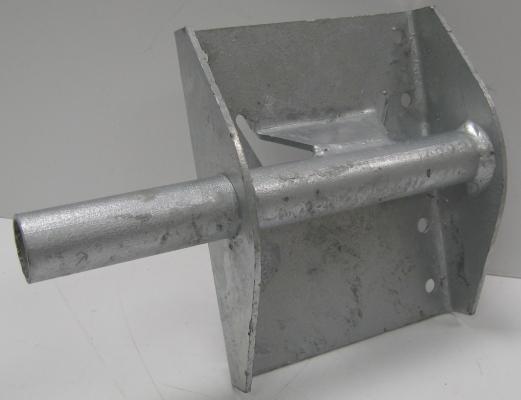 Bracket Ramp Pivot Bolt On TA5 TA510 RHS 2005-