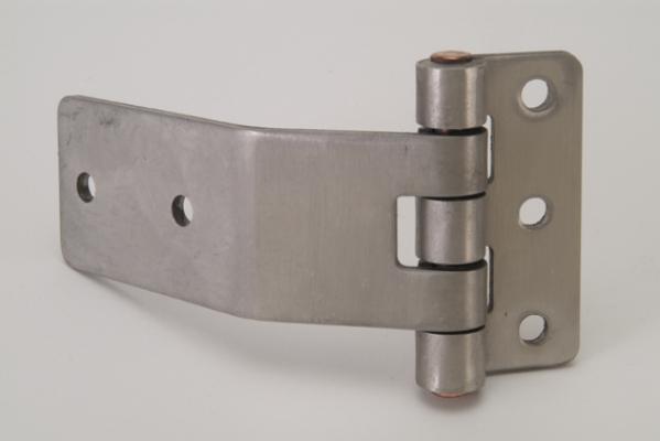 Hinge Front Top Door S/Steel 2004- Each