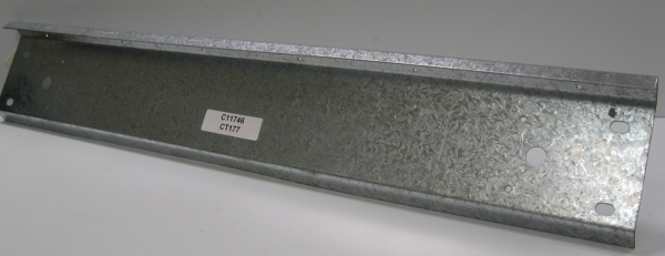 Number Plate Panel CT177