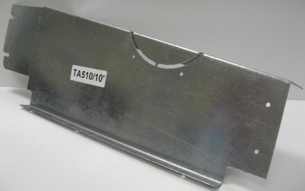 Foot Plate Rear TA5 / TA510 10' RHS