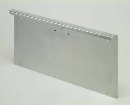Number Plate Panel P5e / P6e / P7e