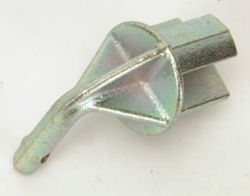 Breast Bar Casting Pin End