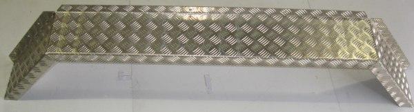 Mudguard Tri Axle Alum GP126 / GP146 (Each)