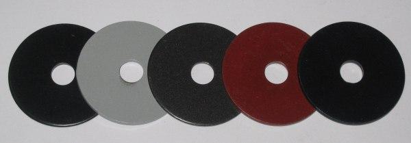 Washer (Pk16) Black HB403 HB506 HB511