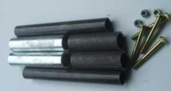Ramp Axle (1 Set=6 Tubes To Do 1 Ramp) - 1999