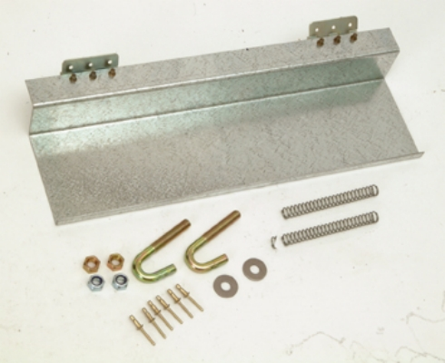 Skid Flap Cover c/w Hinges For DP / LM