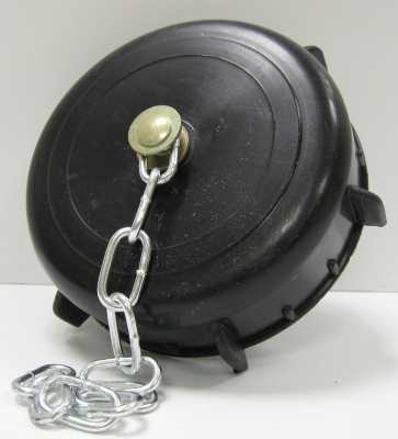 Sump Tank Screw Cap and Chain