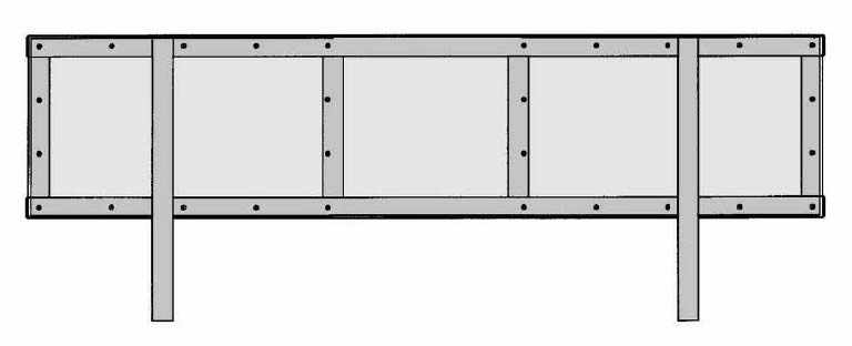 Headboard LM 5'