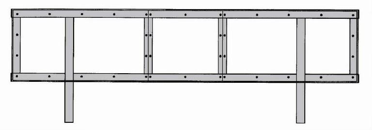 Headboard LM 5'6