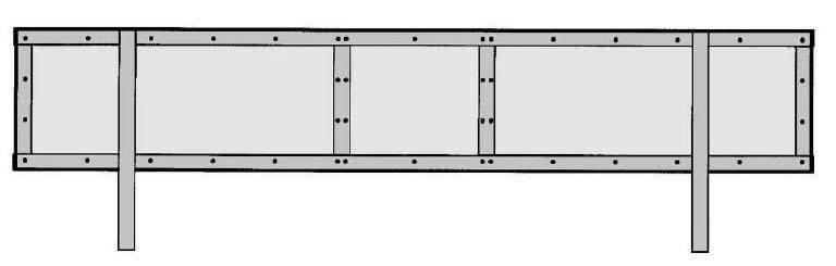 Headboard LM 6'6