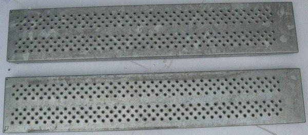 Skids Loading Galvanised Steel 8ft (Pair)