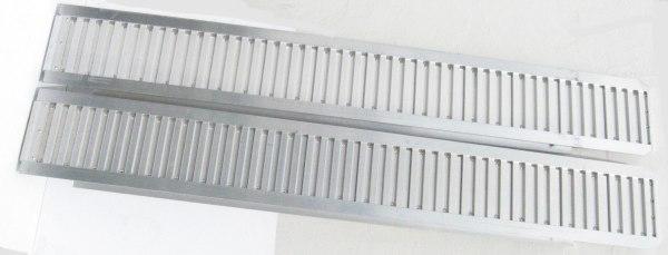 Skids Loading Aluminium 8ft (Pair)