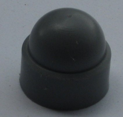 Cover Bolt Head Cover (Silver-Grey For Ramp Handle)