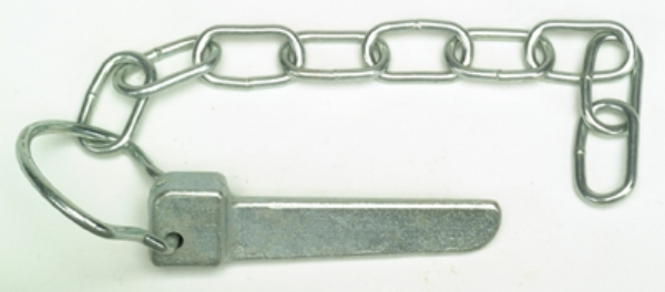 Cotter Flat Pin and Chain Maxi Plant Ramp