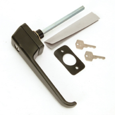 Handle Door Rear Lockable B/Van 180 Deg