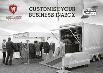 custom business in a box brochure